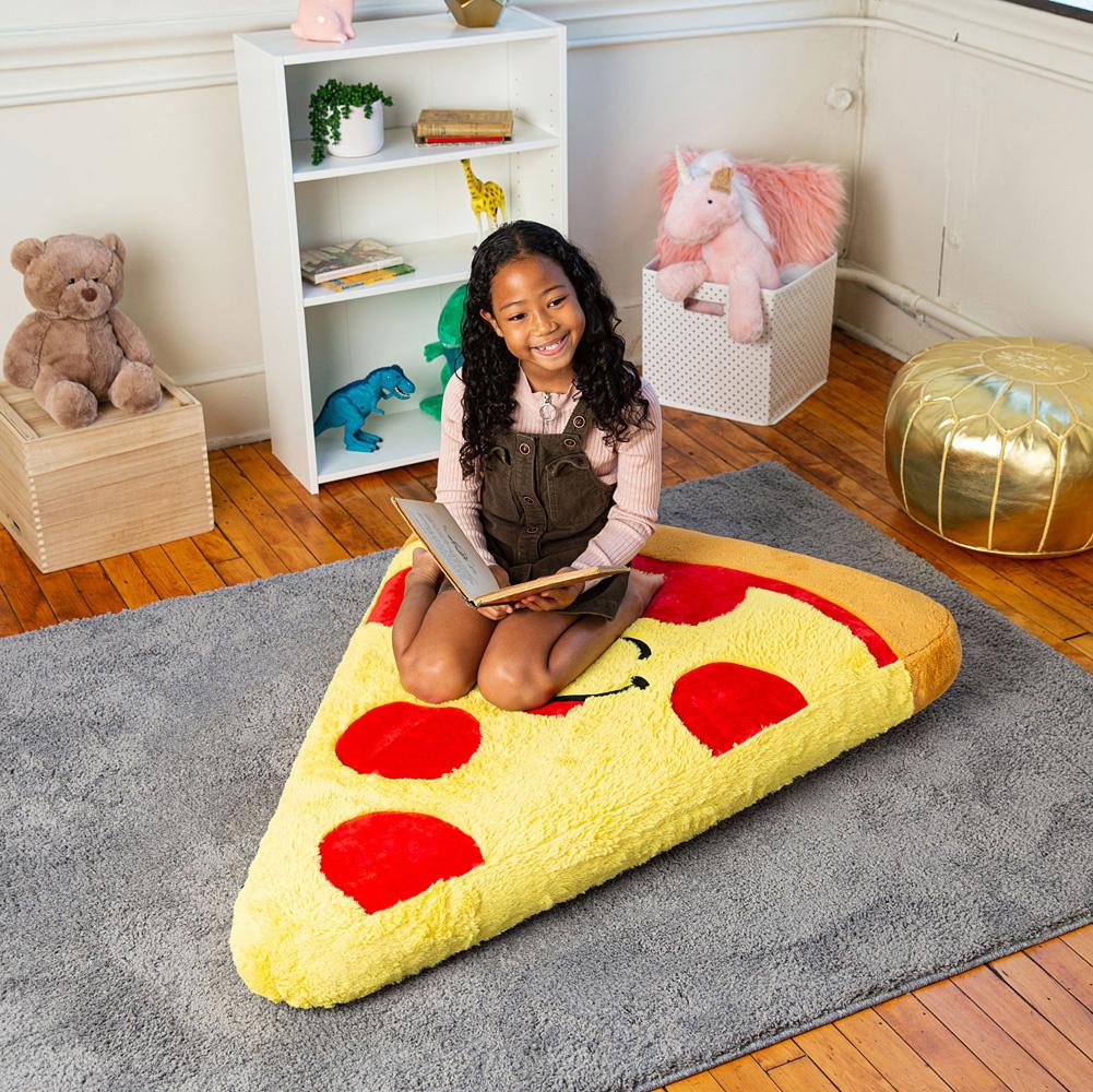 Pizza Inflatable Floor Floatie-1