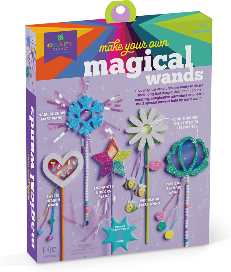 Craft-tastic Make Your Own Magical Wands-3