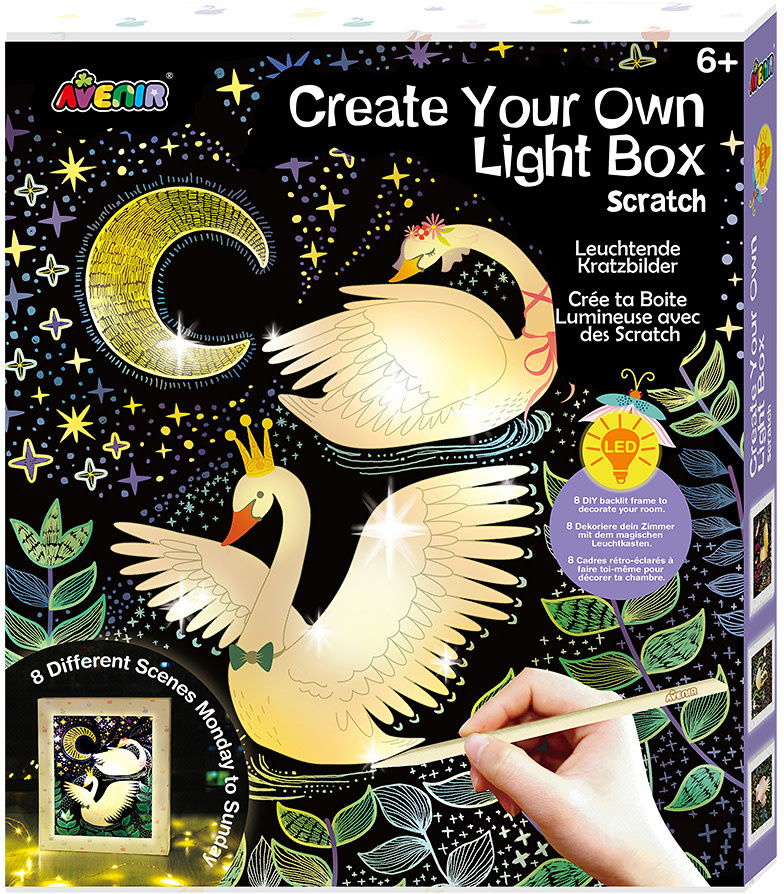 Create Your Own Light Box Scratch-1