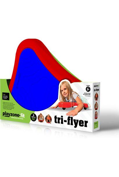 Playzone Fit Tri-Flyer