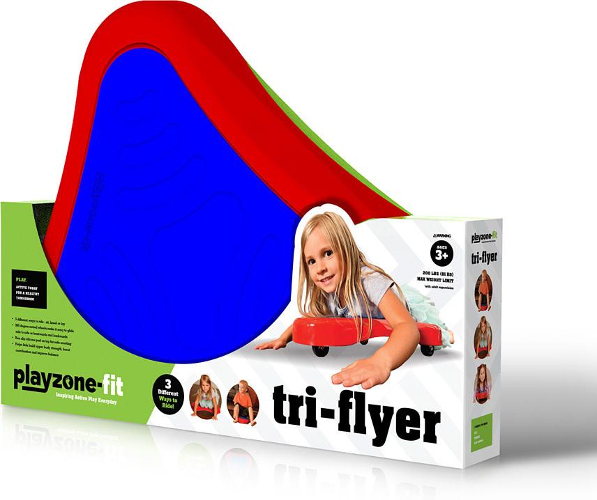 Playzone Fit Tri-Flyer-1