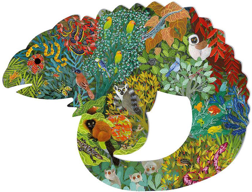Puzz Art Chameleon 150 Pc-2