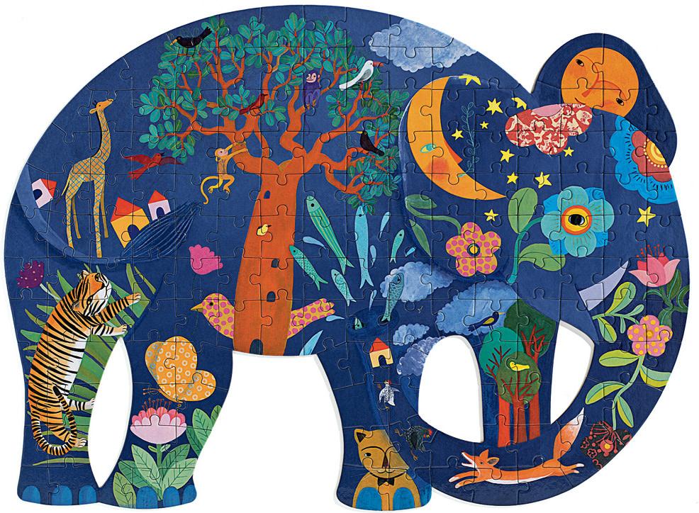 Puzz Art Elephant 150 Pc-3