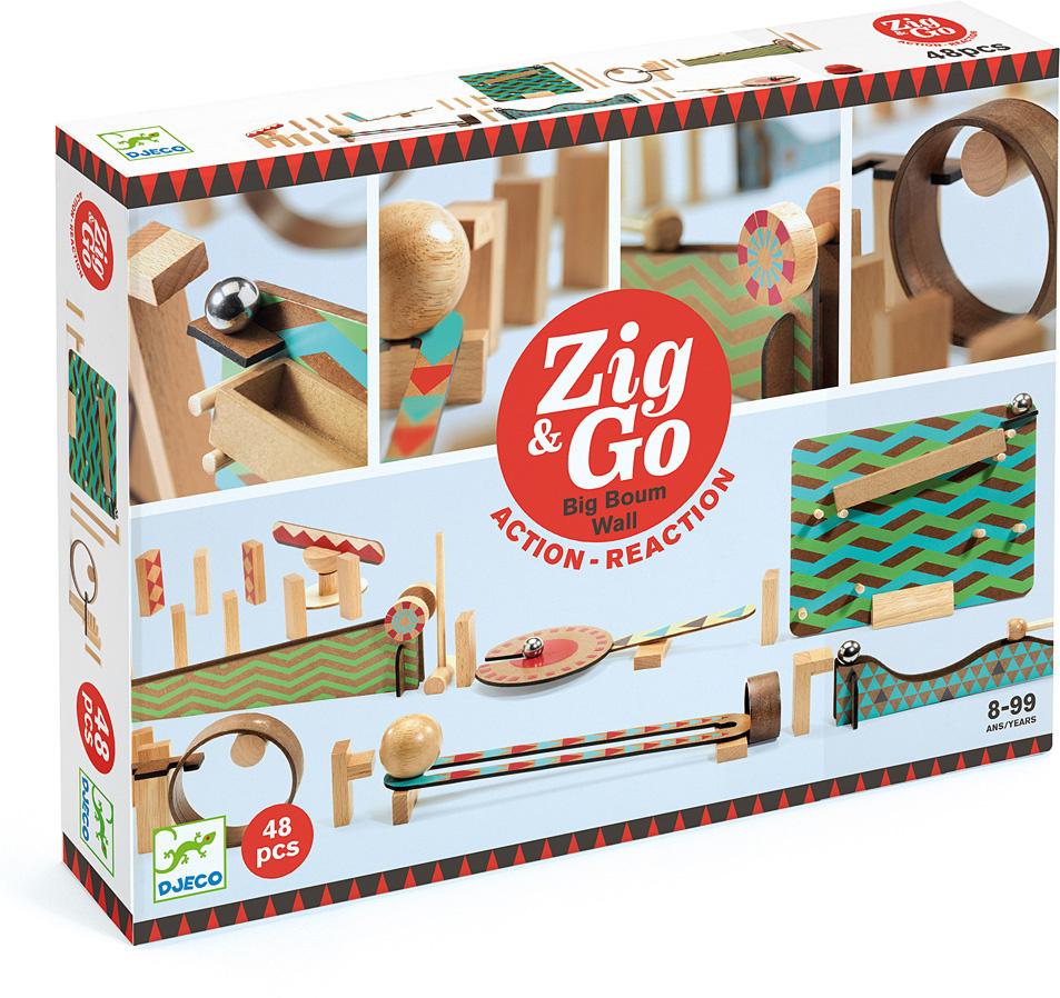 Zig & Go Roll Big Boum Wall 48 pc.-1