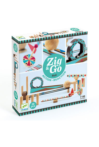 Zig & Go Roll 28 pc.