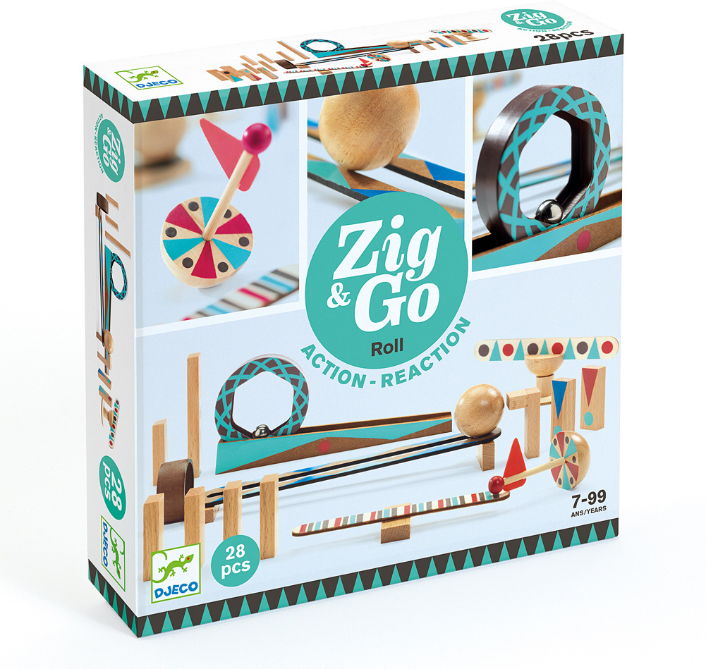Zig & Go Roll 28 pc.-1