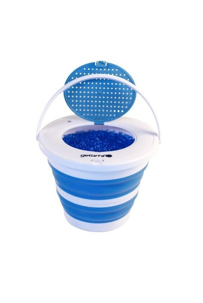 Gel Blaster Collapsible Ammo Tub w/Lid