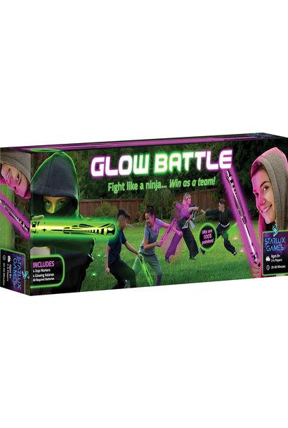 Glow Battle Ninja Edition