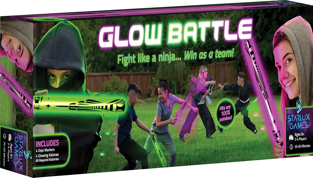 Glow Battle Ninja Edition-1