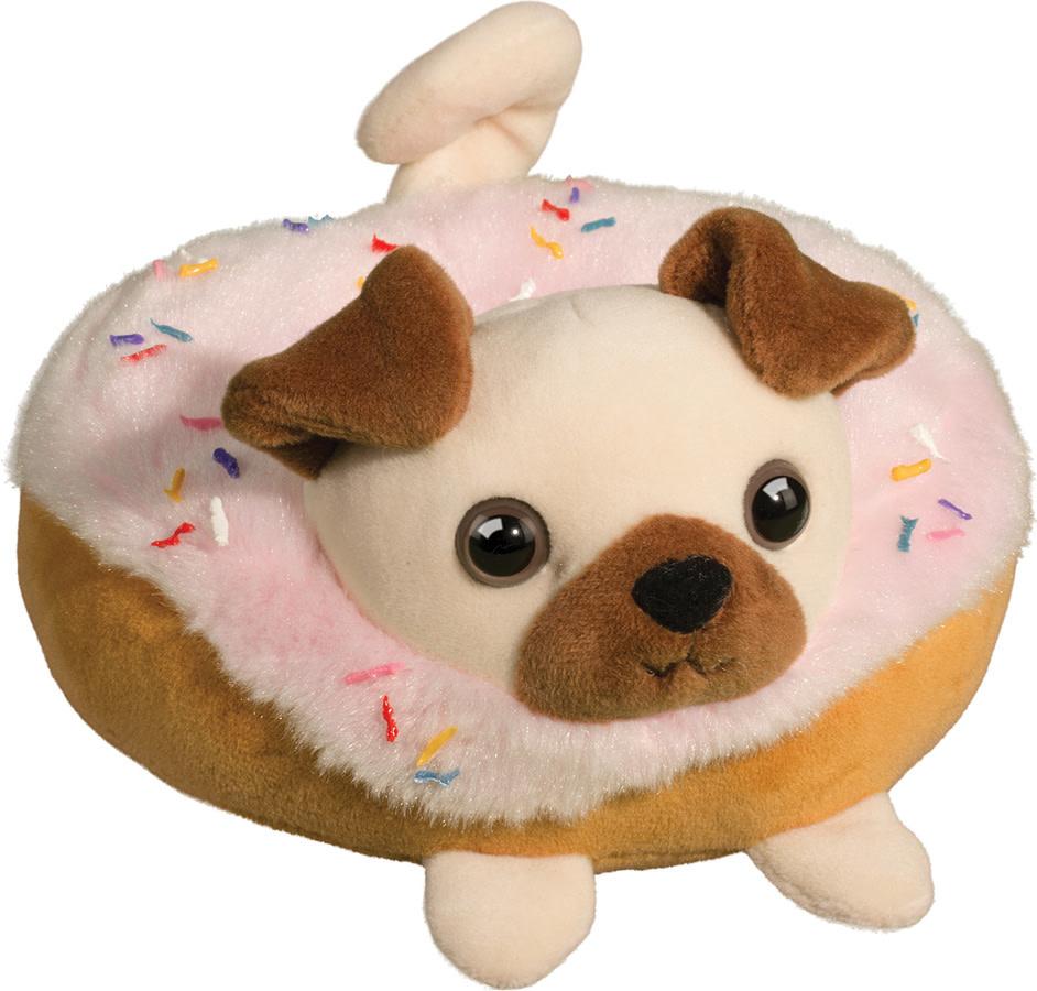Pug Donut Macaroon-1