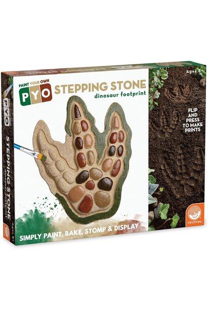 Stepping  Stone Dinosaur