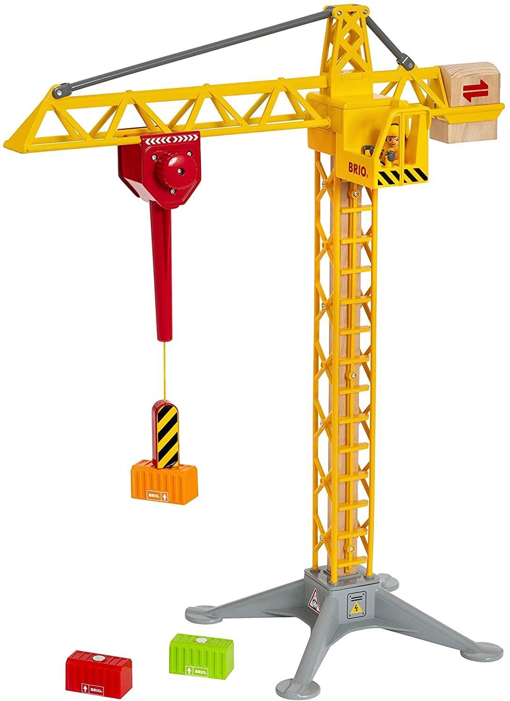 Brio Construction Crane Light Up-2