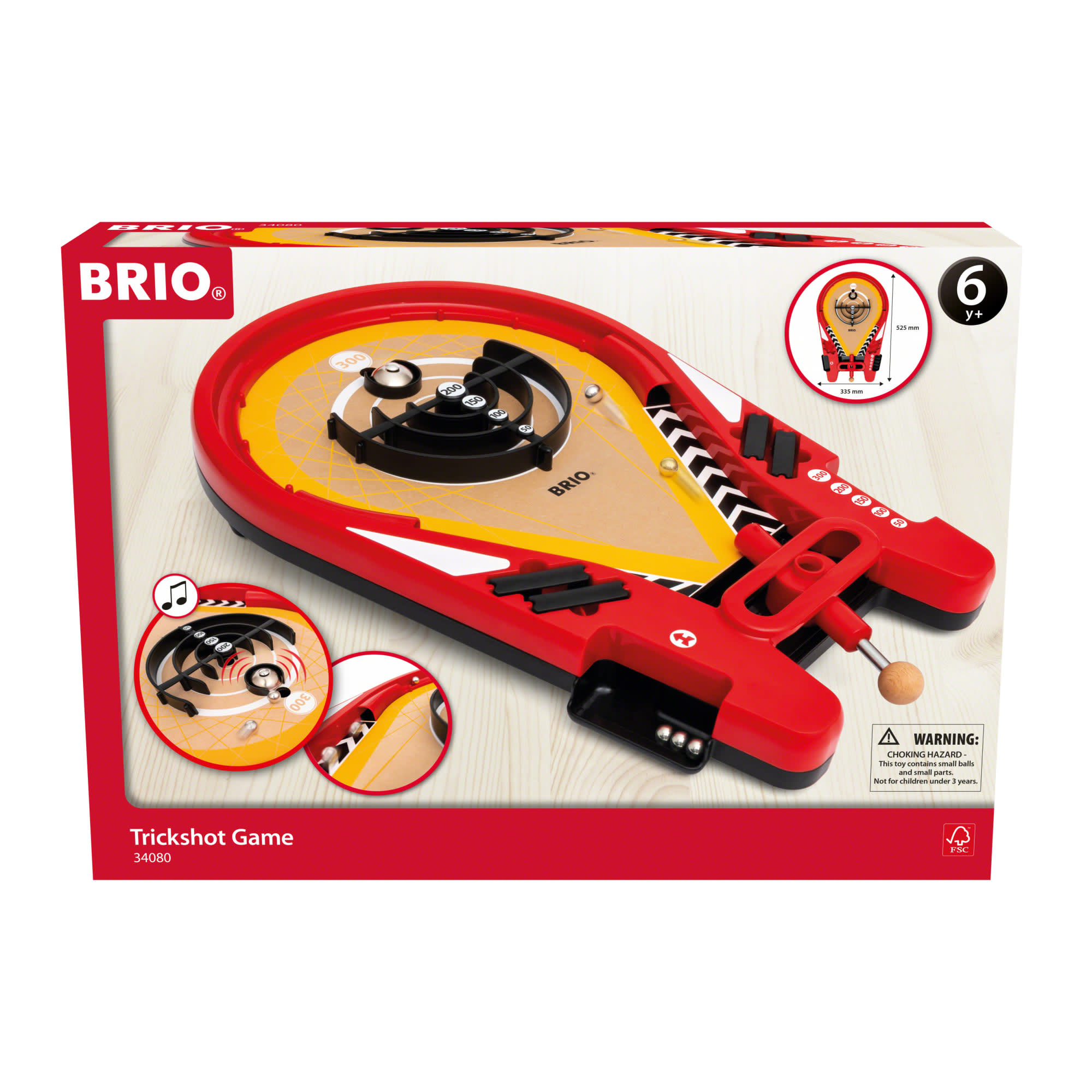Brio Trickshot Game-2