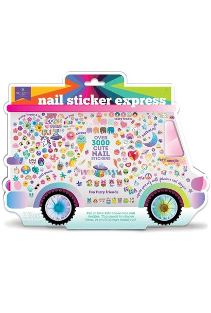 Craft-tastic Nail Express