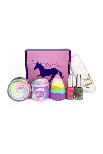 Unicorn Kisses Gift Set Zoey Koko