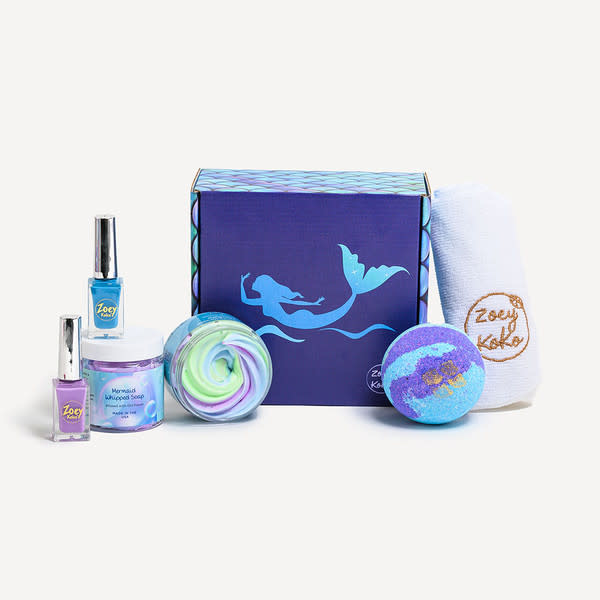 Mermaid Dreams Gift Set Zoey Koko-2