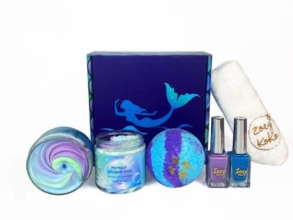 Mermaid Dreams Gift Set Zoey Koko-1