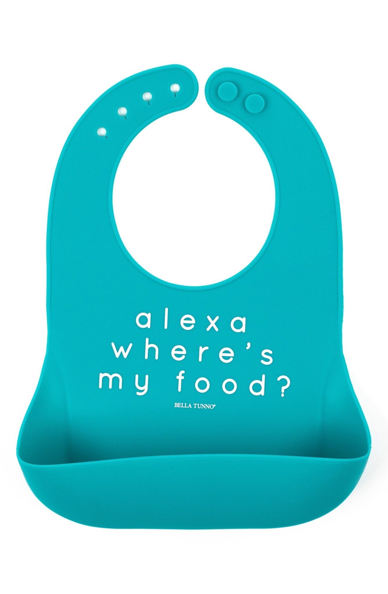 Alexa Wheres My Food Wonder Bib-1