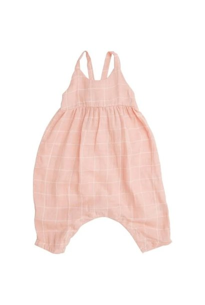 AD Off The Grid Tie Back Romper Pk
