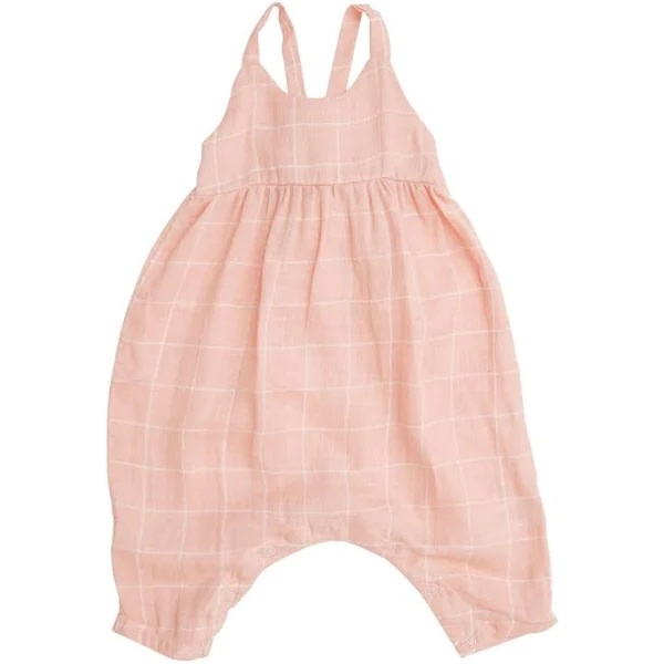 AD Off The Grid Tie Back Romper Pk-1