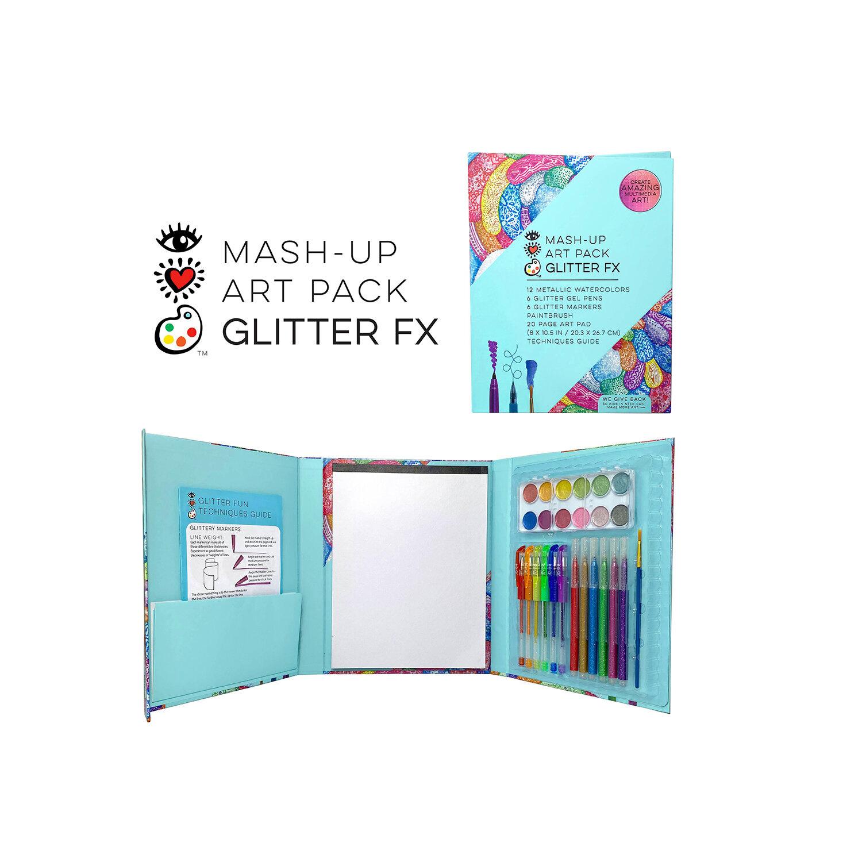 iHeart Mash Up Art Pack Glitter FX-2