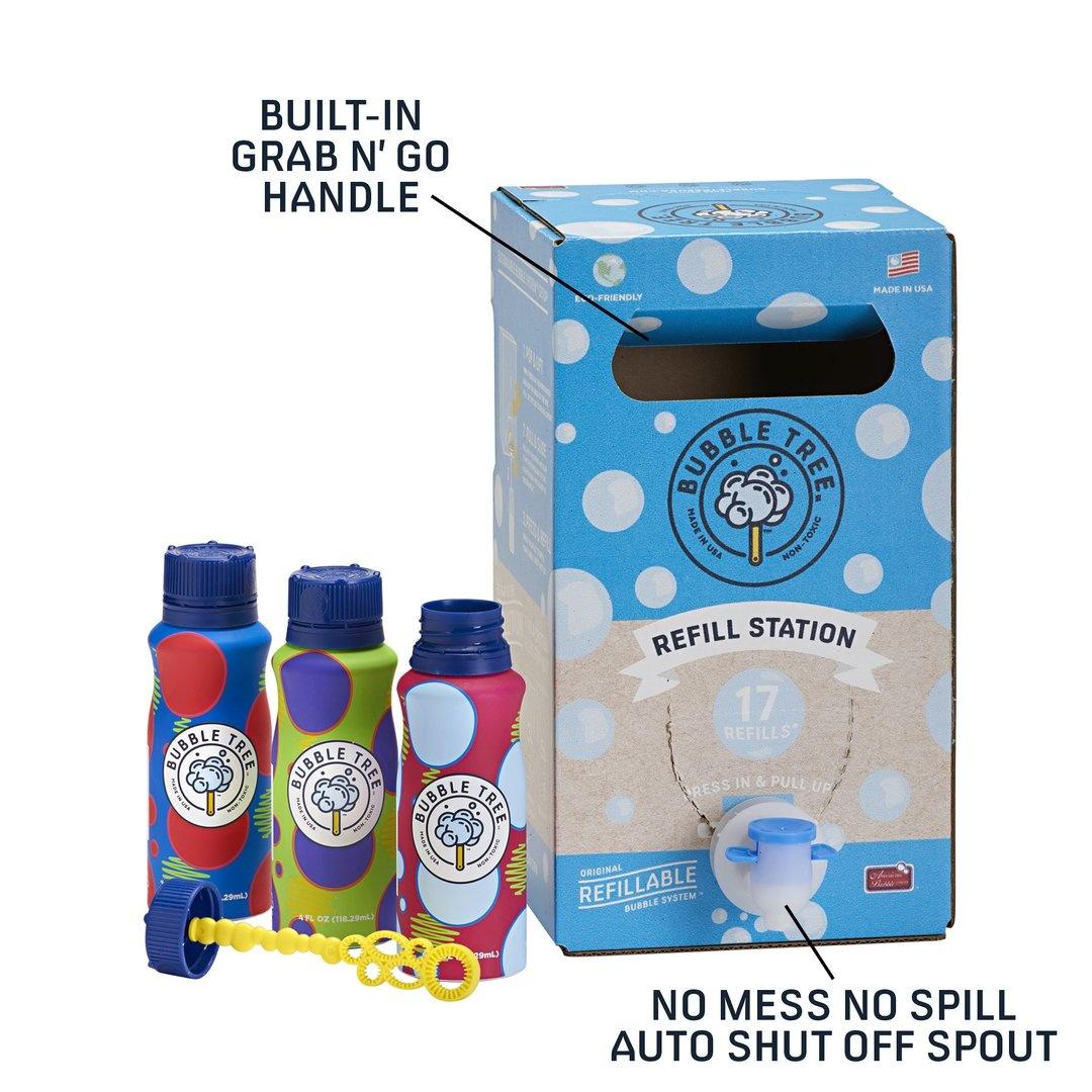 Bubble Tree Refillable System 20 Bottles-2