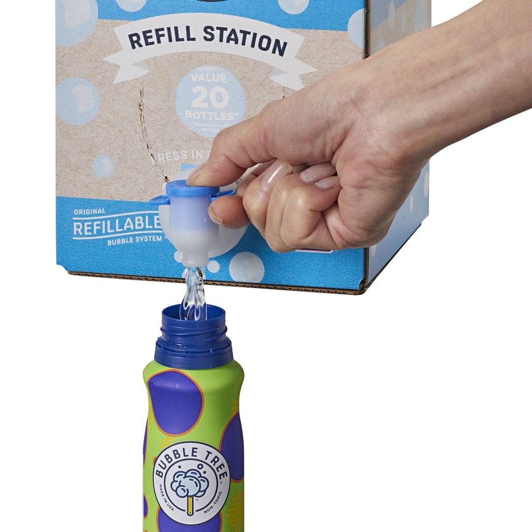 Bubble Tree Refillable System 20 Bottles-3