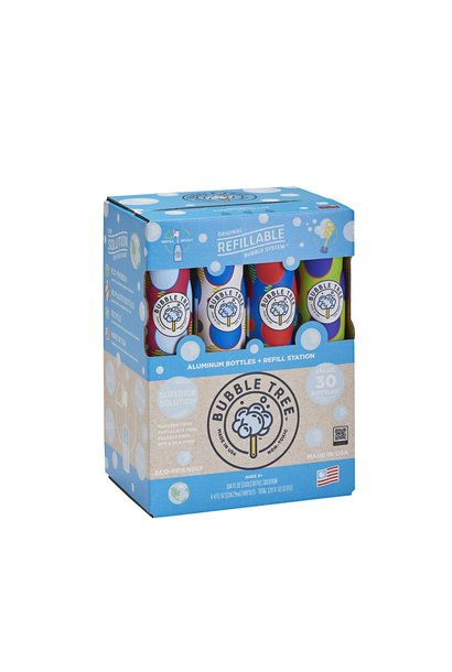 Bubble Tree Refillable System 30 Bottles