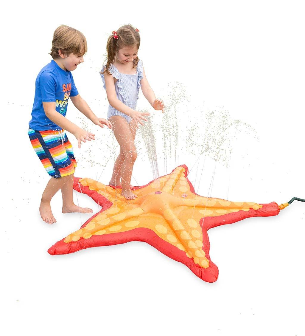 Starfish Sprinkler Splash Pad-1