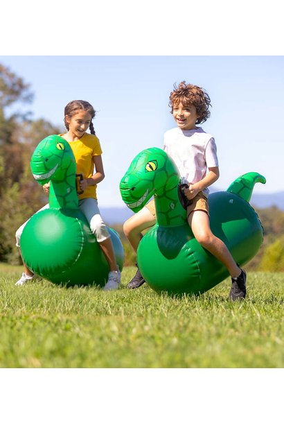 Hop N Go Dinos Set of 2