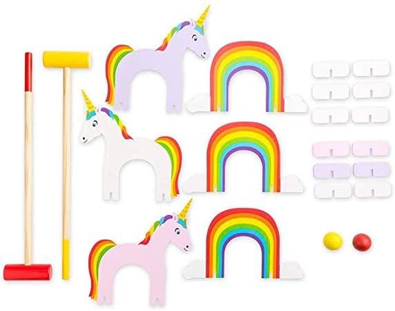 Unicorn Croquet Set-2