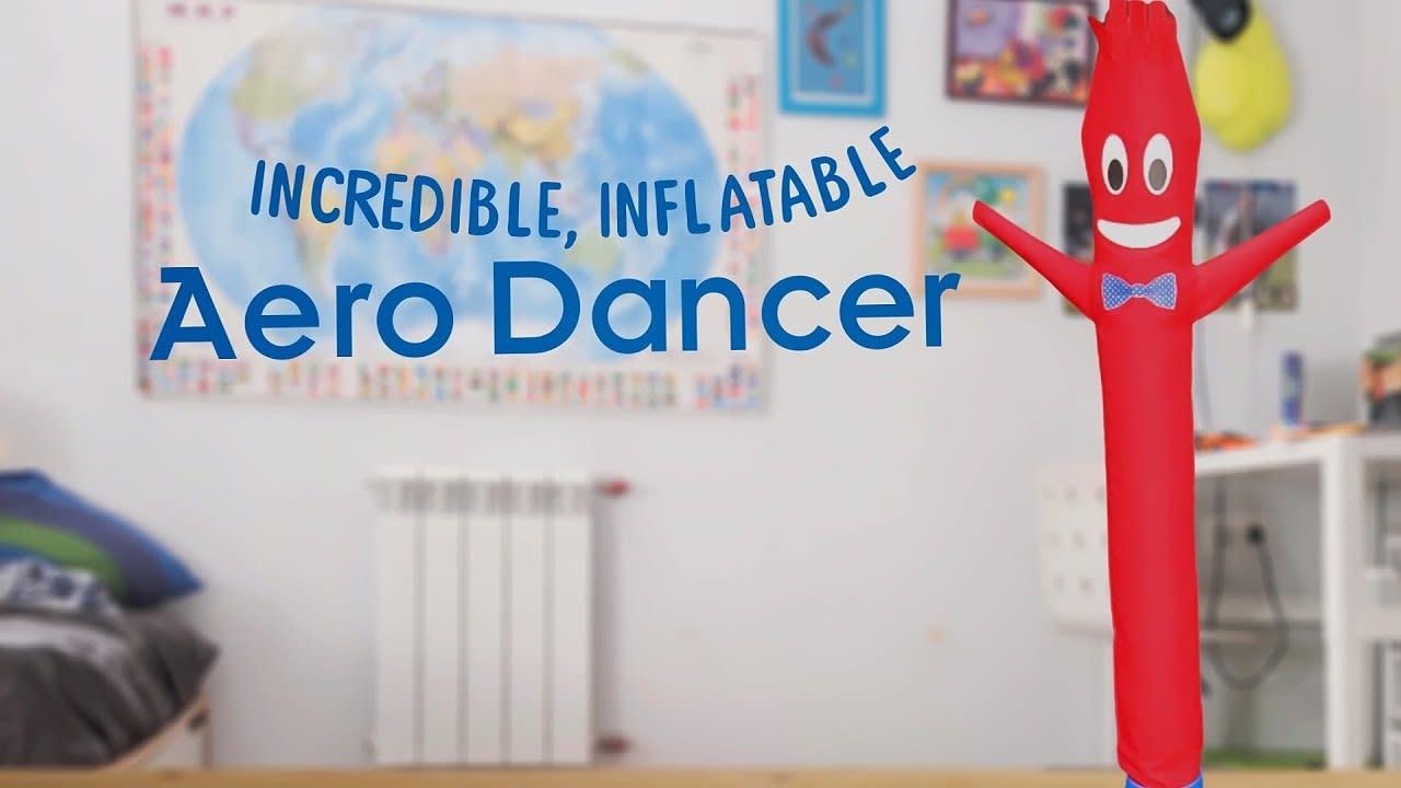 Aero Dancer Incredible & Inflatable-3