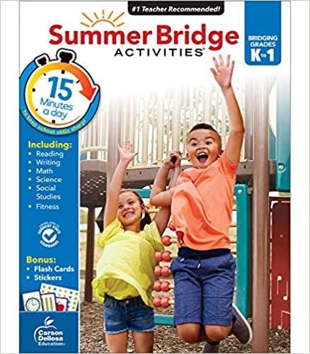 Summer Bridge K-1-1