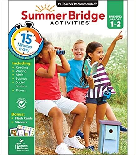 Summer Bridge 1-2-1