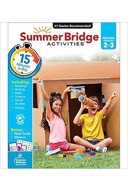Summer Bridge 2-3