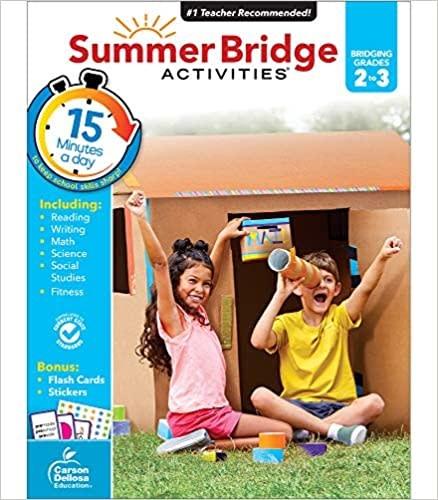 Summer Bridge 2-3-1