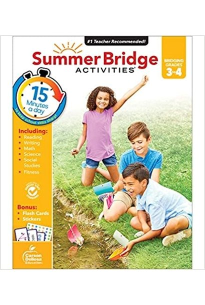 Summer Bridge 3-4