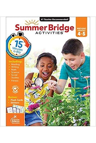 Summer Bridge 4-5