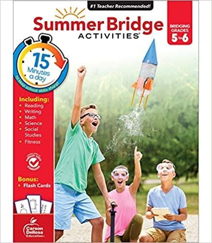 Summer Bridge 5-6-1