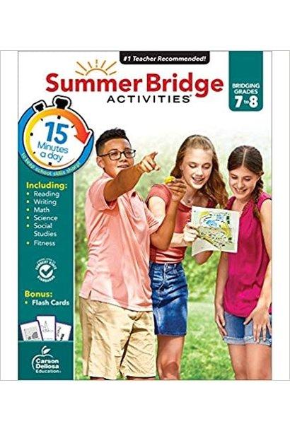 Summer Bridge 7-8