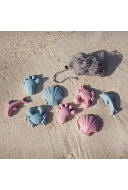 Scrunch Sand Molds