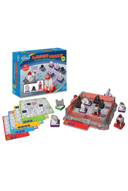 Laser Maze Jr.  the Thinking Game