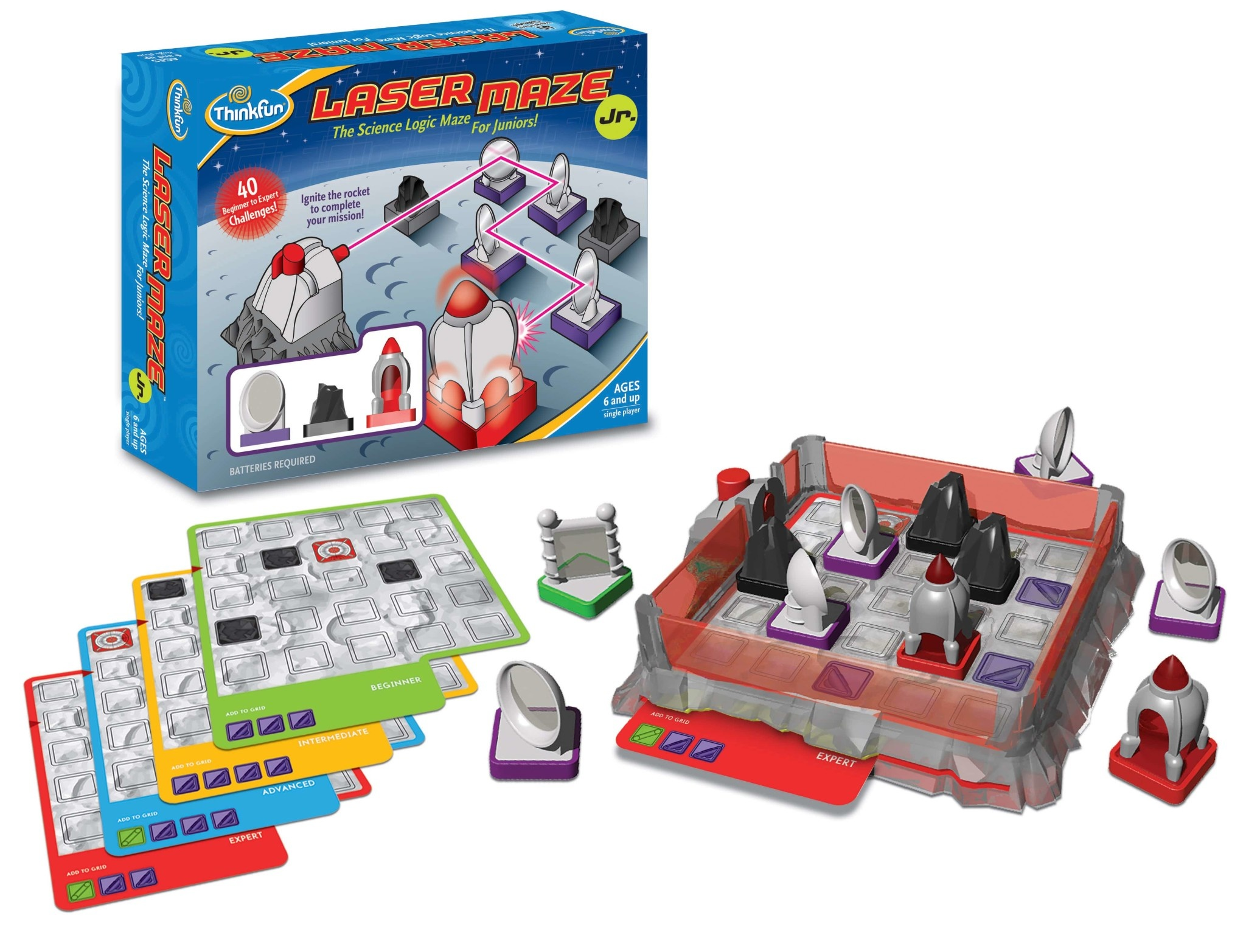 Laser Maze Jr.  the Thinking Game-1