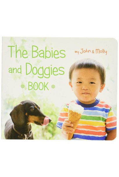 The Babies and Doggies Board Book