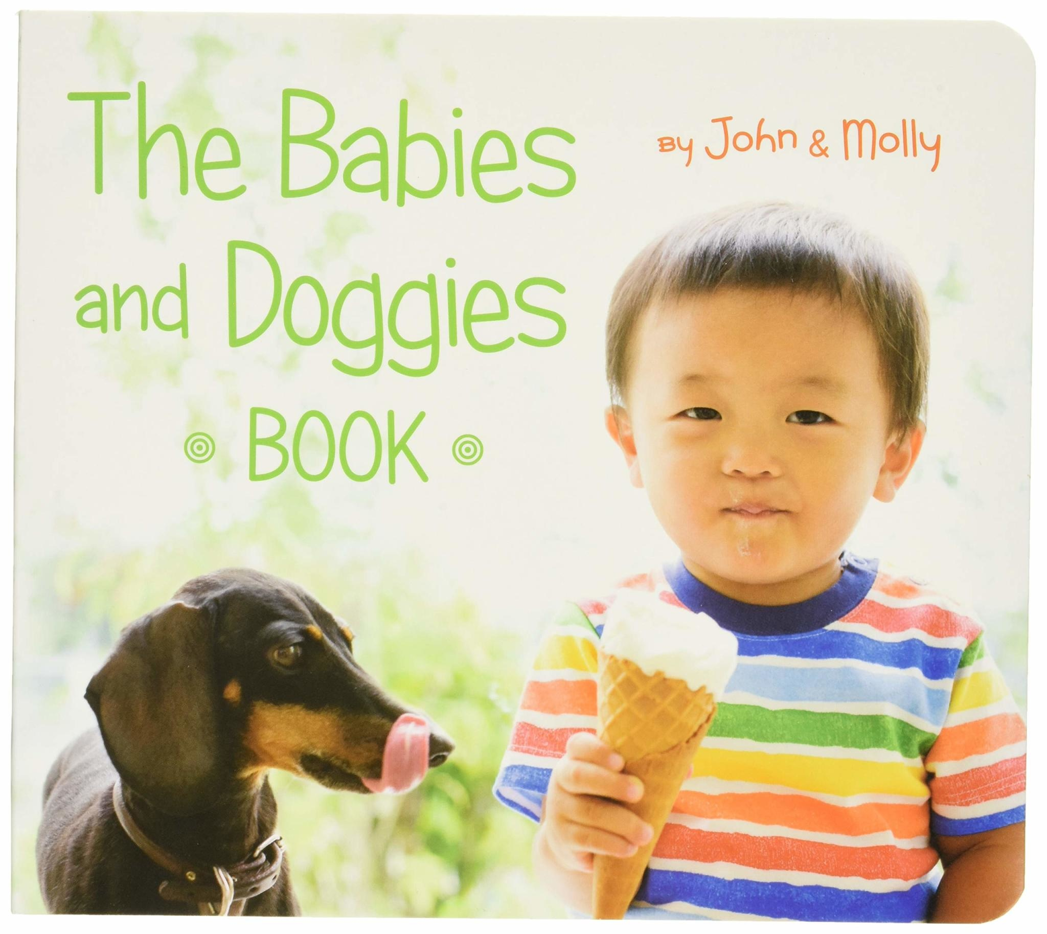 The Babies and Doggies Board Book-1