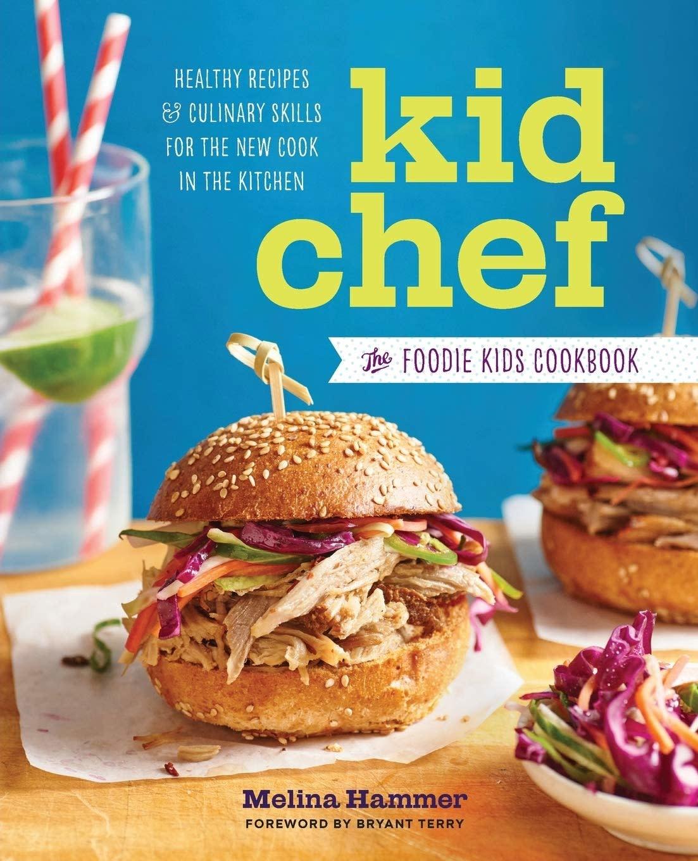 Kid Chef The Foodie Kids Cookbook-1