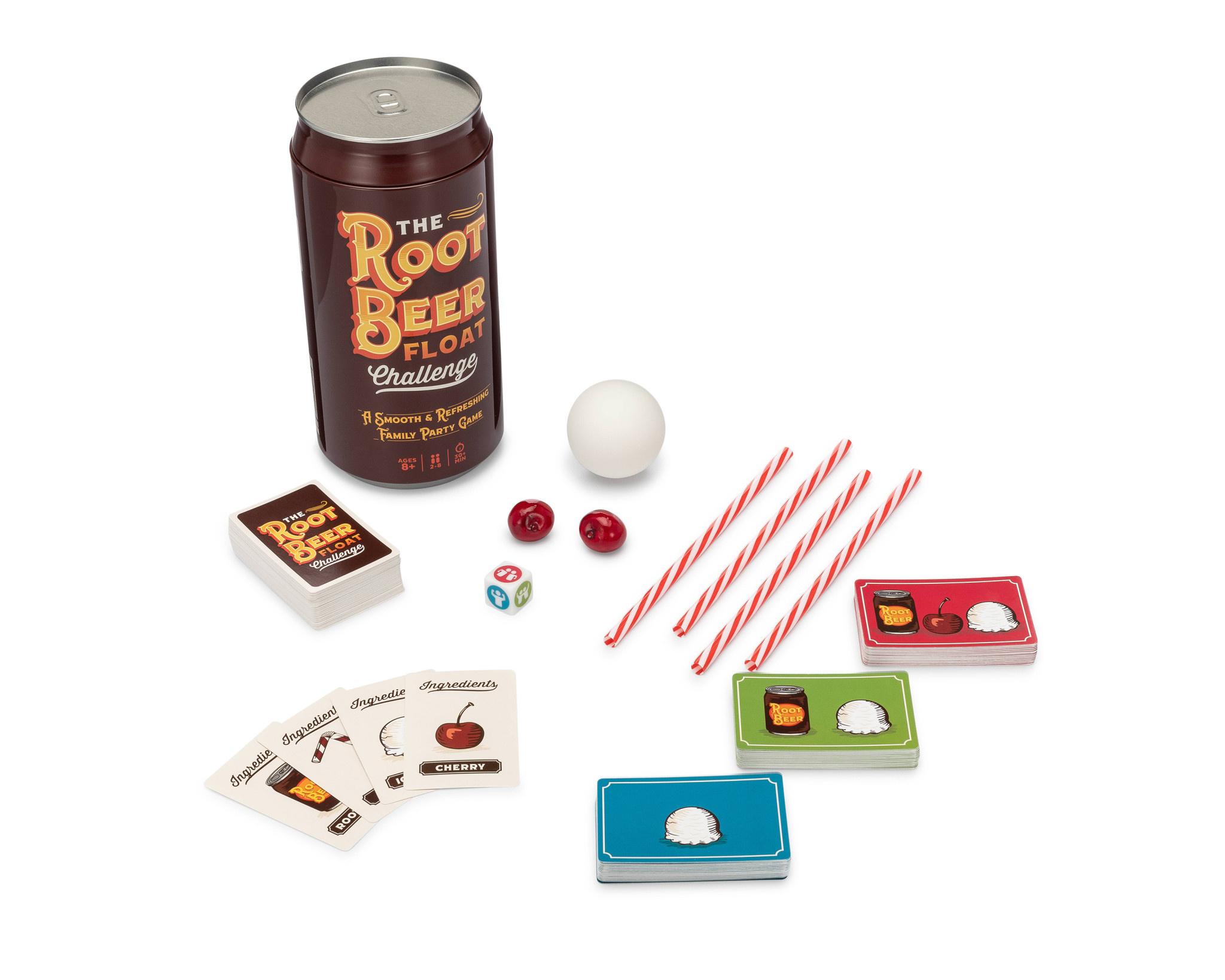 The Root Beer Float Challenge Game-2
