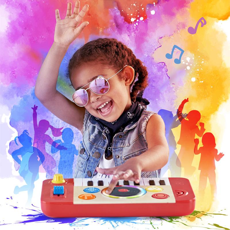 DJ Mix & Spin Studio-2