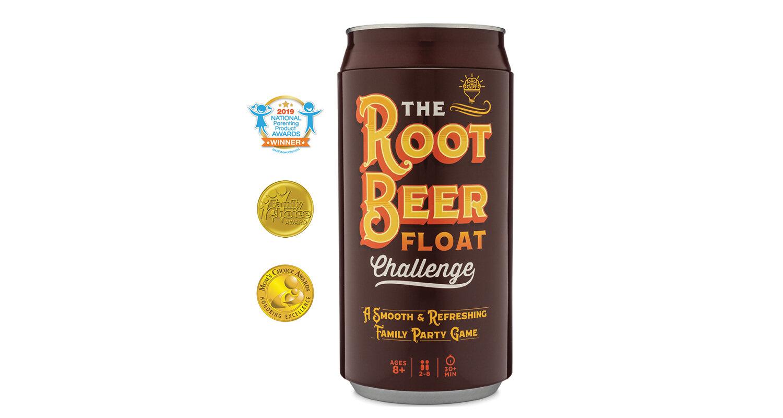 The Root Beer Float Challenge Game-1