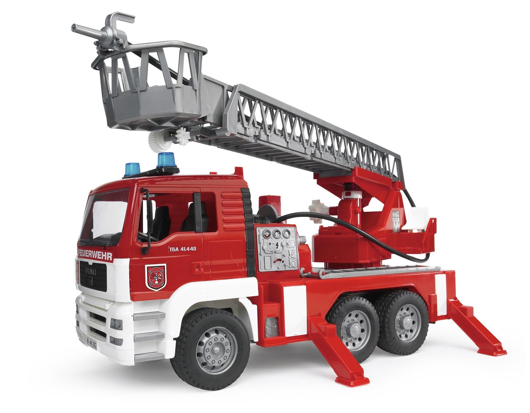 Bruder MAN TGA Fire Engine-1